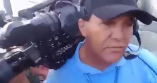 VÍDEO: Equipe de TV é expulsa de manifestação de caminhoneiros na Bahia