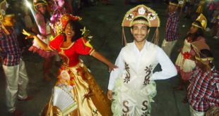Colégio Polivalente emociona o público na abertura do Desfile das Quadrilhas Juninas de Itambé