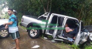 Colisão envolvendo dois veículos deixa várias pessoas feridas na rodovia Itabuna/Ibicaraí