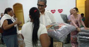 Associação Batista Sinai em Itambé realiza Campanha do Agasalho e atende a 100 famílias carentes na cidade