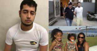 Mãe 'dopa' filho que matou mulher e crianças e chama polícia: 'Aliviada'