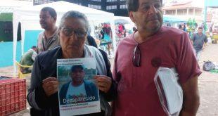Pais desesperados procuram em Itambé, filho desaparecido há 18 dias