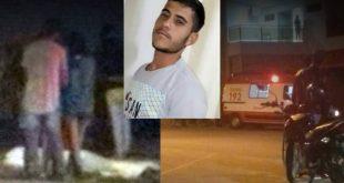 Jovem de 21 anos é assassinado nesta madrugada em Poções
