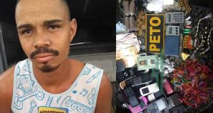 Muita droga, dinheiro e quase 20 celulares são apreendidos com traficante em Ibicaraí