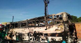 Barbárie: Idoso é morto a pedradas após repreender vândalos que destruíam ônibus na Bahia