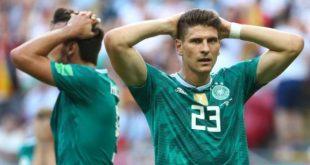 Alemanha perde para Coreia e é eliminada em maior vexame de sua história