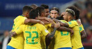 Brasil vence a Sérvia e enfrentará o México nas oitavas de final da Copa do Mundo