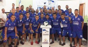 Intermunicipal 2018: Seleção de Itambé é apresentada em cerimônia na Câmara Municipal