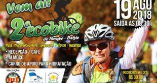 Vem aí o 2º Ecobike de Itambé, um dos maiores encontros de ciclismo da região