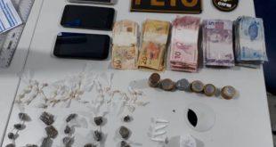 Quatro indivíduos são presos por tráfico de drogas em Itapetinga
