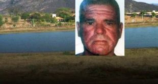 Pescador de 61 anos morre afogado na Lagoa do Forno em Livramento de Nossa Senhora