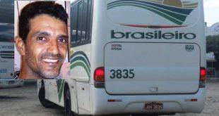 Motorista de ônibus é assassinado ao volante por passageiro no interior da Bahia