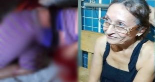 """Vovó do tráfico"" é executada dentro de casa na Bahia"