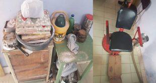PM prende falso dentista em Licínio de Almeida e fecha consultório irregular nos fundos de casa