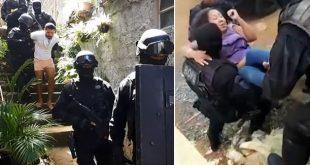 Homem invade casa em Salvador e faz jovem com deficiência auditiva refém; vídeo mostra resgate